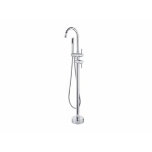 Baterie ILLUSION I pentru cadă-duș, crom