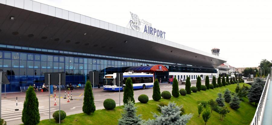 Aeroportul Internațional Chișinău