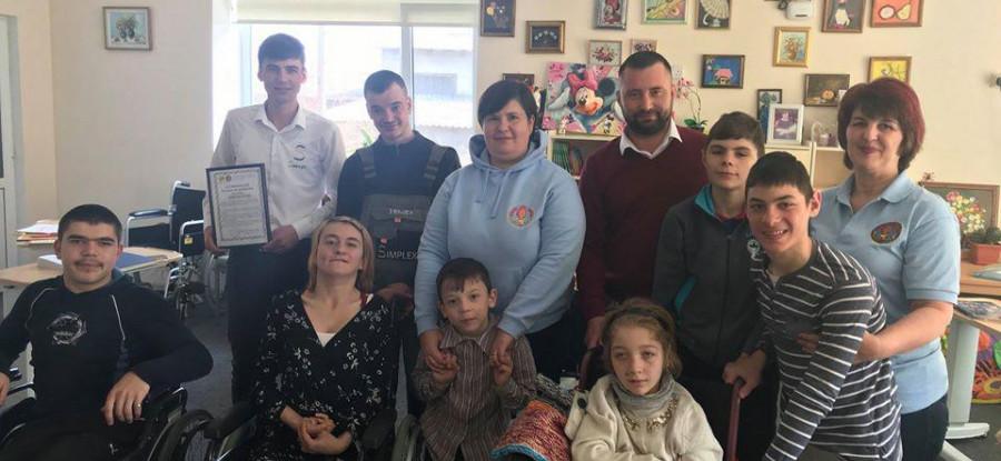 Centrul PHEONIX pentru copii cu dizabilități