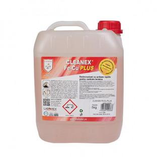 CLEANEX FE-CU PLUS - Dezincrustant