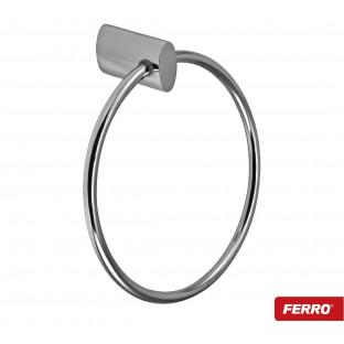Portprosop inelar Ferro METALIA 10, crom