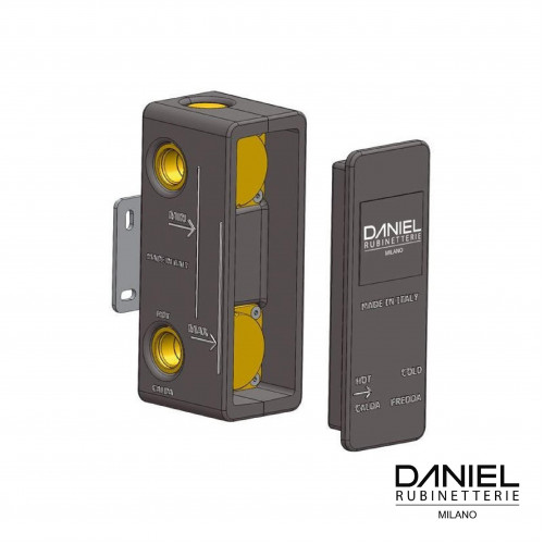 Baterie DAN BOXD3 cu 3 iesiri