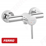 Baterie duș perete Ferro FIESTA