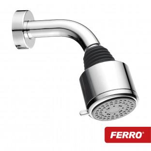 Set pară duș Ferro sistem ascuns 2 funcții