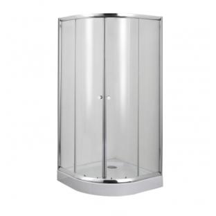 Cabină duș SINDI 100/15 (semirotundă)