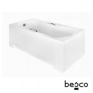 Cada Besco ARIA PLUS 170x70, cu suport W inclus + mânere Standart