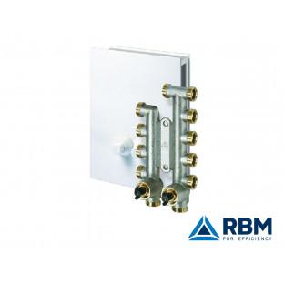 Colector monobloc sanitar 6+4  RBM
