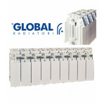 Radiator aluminiu GLOBAL 200/80/D