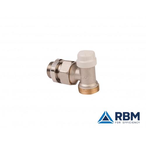 Robinet coltar Retur  Pex-Al  RBM cu Garnitura RFS 1/2x16