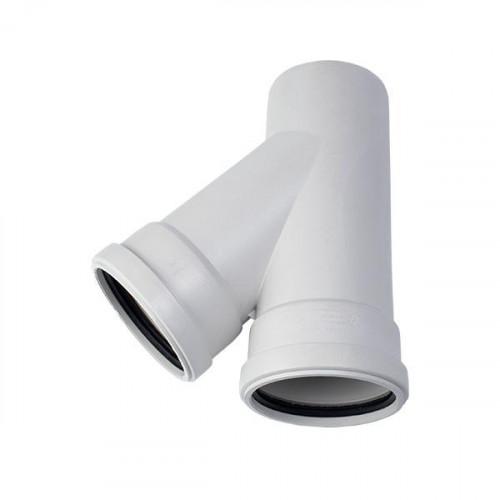 Ramificatie scurgere fonoabsorbanta 45* 110x110 INCOLA EXCLUSIVE
