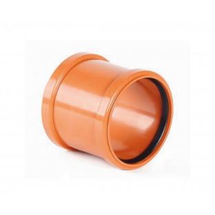 Mufa PVC Dn. 160