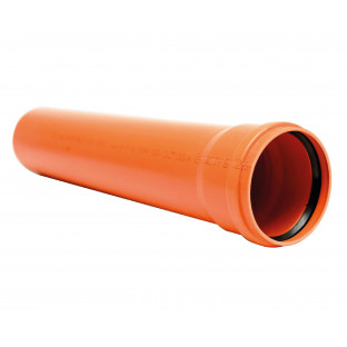 Teava PVC SN2 D.160 L = 1000 mtr