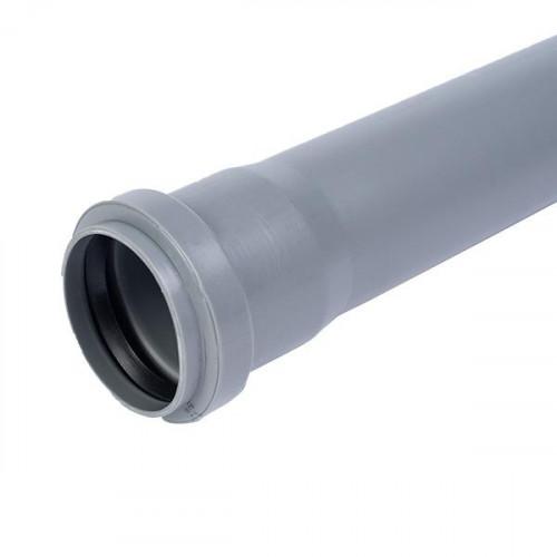 Tub PP cu mufa D.110 L. 250