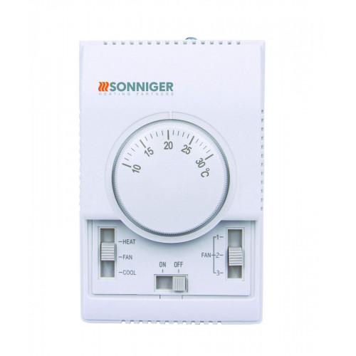 Panou COMFORT TR-110L - regulator viteză și termostat