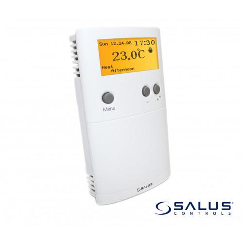 Termostat SALUS ERT-50, 230V incalzire prin pardoseala