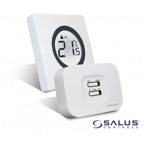Termostat SALUS EXCLUSIV ST620 RF Wireless, programabil