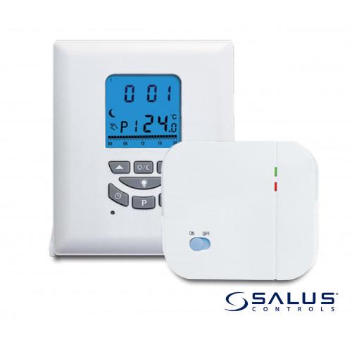 Termostat ambiental programabil cu radio comanda SALUS T105 RF