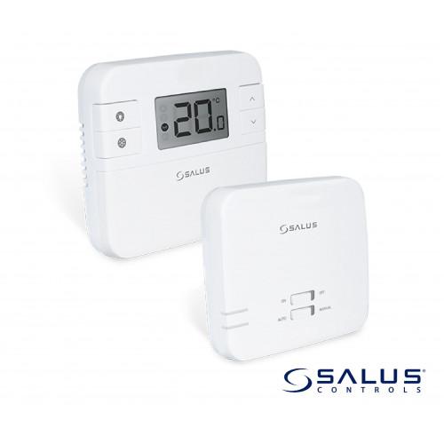 Termostat neprogramabil cu radio comandă SALUS RT310 RF