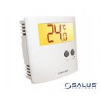 Termostat neprogramabil SALUS ERT-30, încalzire în pardoseala