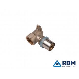Rbm press. / Cot cu suport 20x1/2 F
