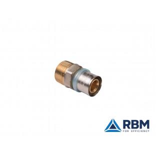 Rbm press. / Niplu 26x1 M