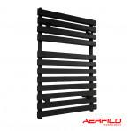 Radiator de baie Aerfild Delfina 500x800 mm, negru