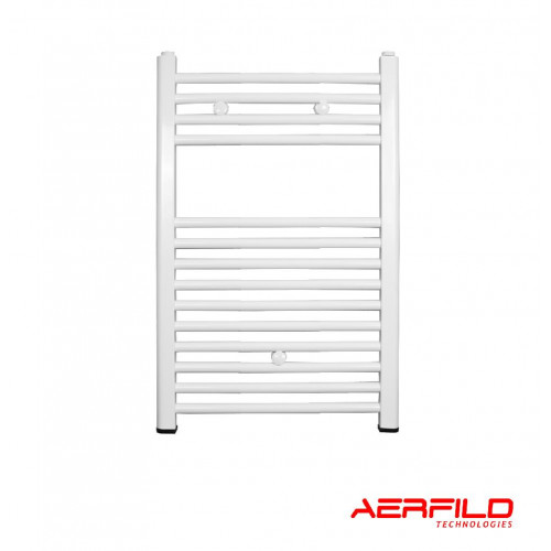 Radiator de baie Aerfild Plano 450x800 mm, alb
