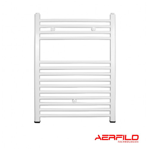 Radiator de baie Aerfild Plano 600x800 mm, alb