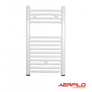 Radiator de baie Aerfild Round 450x800 mm, alb