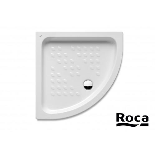 Cădiță de duș semirotundă ROCA ITALIA 90x90x8 cm
