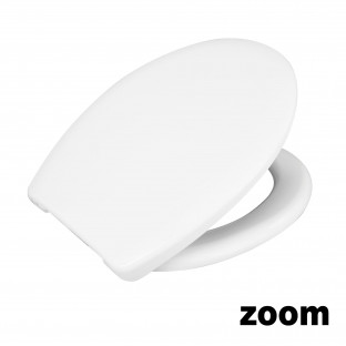 Capac WC Neo termoplast cu amortizor
