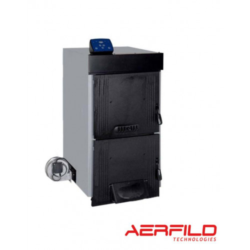 Cazan fonta AERFILD 4F 18,7-27,5kw (Ventilator, Regulator)