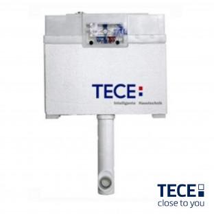 Rezervor WC TECEbox 8 cm,montaj în zidărie, pt WC pe pardoseală