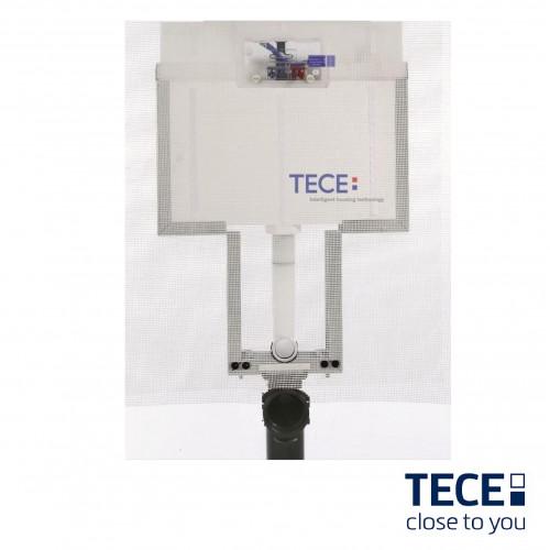 Rezervor WC TECEbox 8 cm, montaj în zidărie, pt WC suspendate