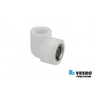 VESBO Cot PPR F 25x3/4