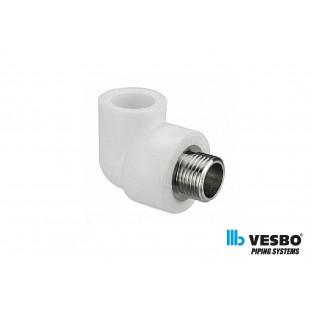 VESBO Cot PPR M 25x1/2