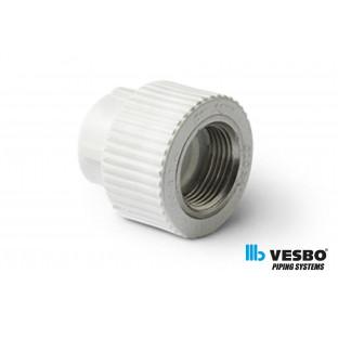VESBO Reductie PPR p/m F 50x1 1/2