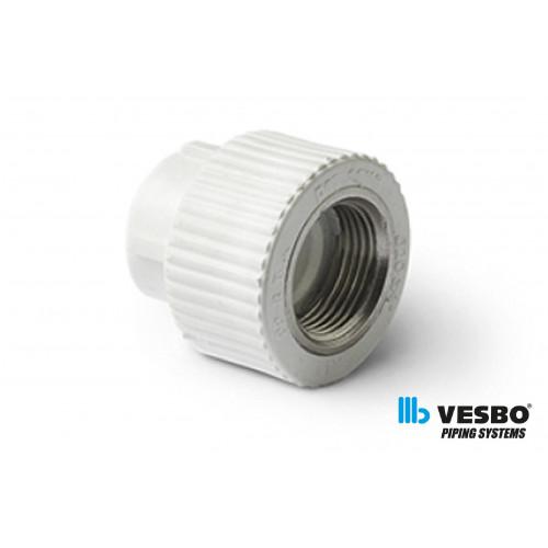 VESBO Reductie PPR p/m F 63x2