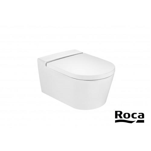 Vas WC suspendat ROCA Inspira ROUND Rimless