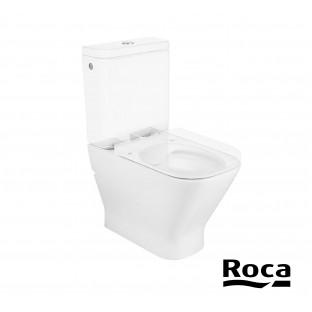 Vas WC GAP Compact cu evacuare laterala Clean Rim