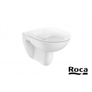 Vas WC suspendat ROCA DEBBA ROUND Clean Rim