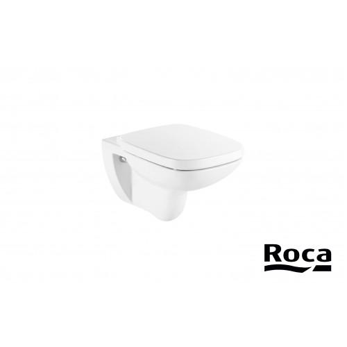WC suspendat ROCA DEBBA SQUARE Clean Rim