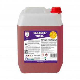 Dezincrustant instalații CLEANEX TOTAL 5KG
