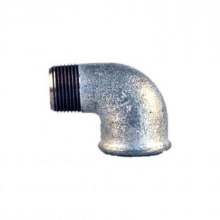Cot 90 galvanizat 1/2  M/F