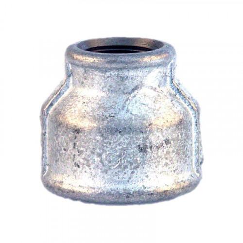 Mufa galvanizata redusa 1 1/4x3/4