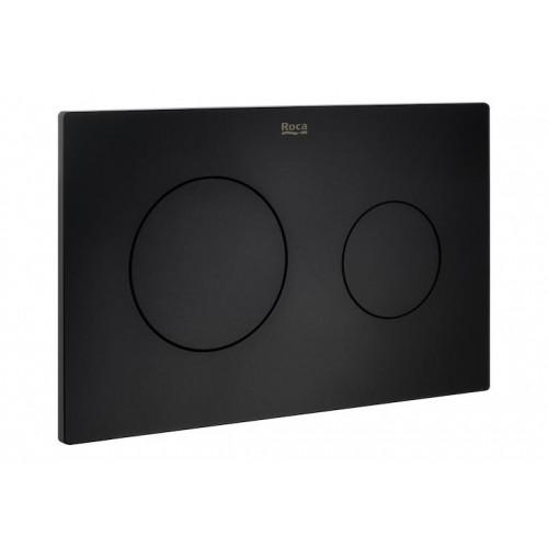 Clapeta dubla actionare PL10 (negru mat)