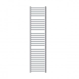 Radiator de baie Aerfild Simona 500x1700 mm, crom